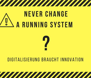 Digitalisierung braucht Innovation. Emasos